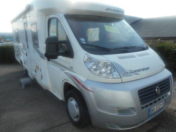 achat escc Fleurette Migrateur 73 LD CAMPING CAR 42