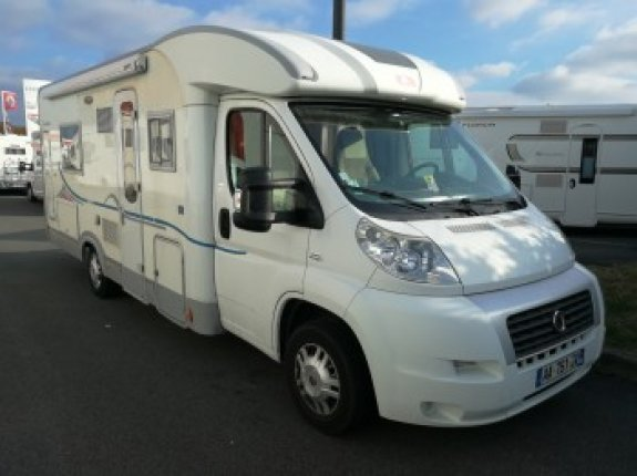achat  Adria Coral 680 ST CAMPING CAR 71