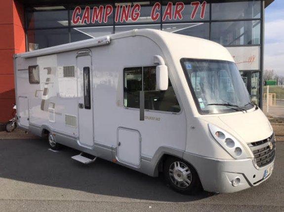 achat  Bavaria 7402 Lc Fjord Pl CAMPING CAR 71