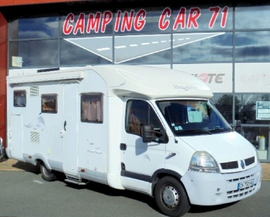 achat  Bavaria R69 Fg CAMPING CAR 71