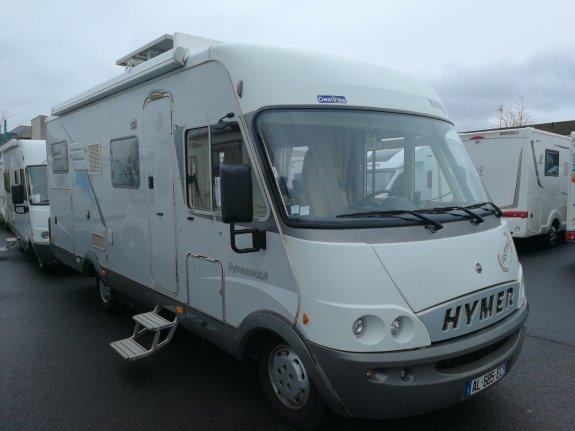 achat  Hymer B 614 CAMPING CAR 71
