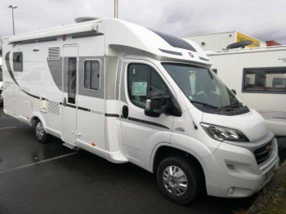 pilote p 746 c sensation occasion annonces de camping car en vente net campers. Black Bedroom Furniture Sets. Home Design Ideas