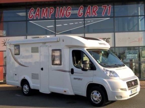 achat  Rapido 646 F CAMPING CAR 71
