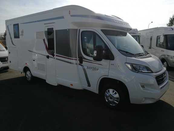 achat  Rapido 680 F CAMPING CAR 71