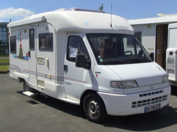 achat  Rapido 740 F CAMPING CAR 71