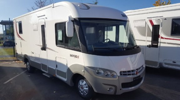 achat  Rapido 880 F CAMPING CAR 71