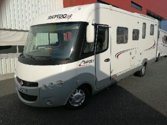 achat  Rapido 9092 DF CAMPING CAR 71
