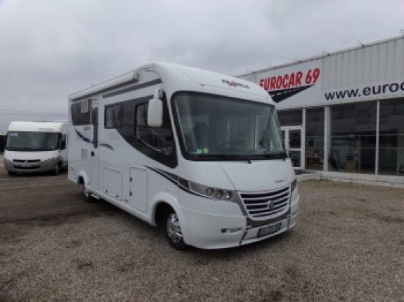 achat escc Frankia I 640 SD EURO CAR 69