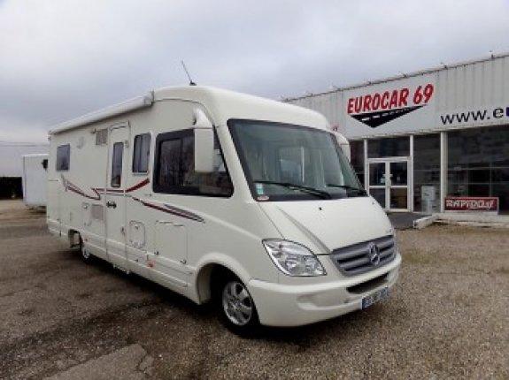 achat  Le Voyageur LVX 8 EURO CAR 69