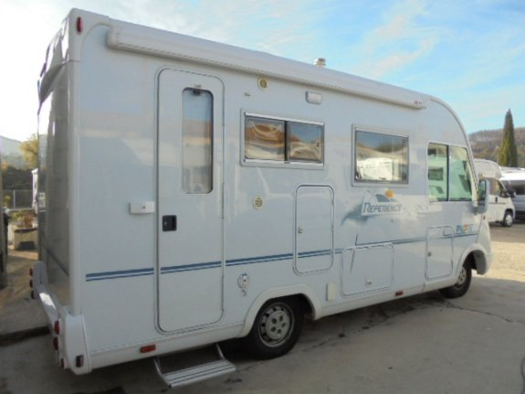 achat  Pilote Reference G 622 MARSEILLE CAMPING CARS