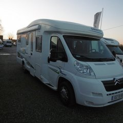 achat  Chausson Allegro 94 EVASION CAMPING-CARS