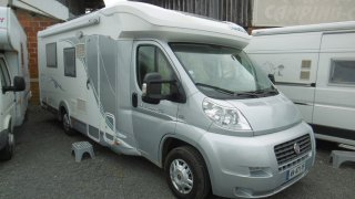achat  Chausson Welcome 78 EVASION CAMPING-CARS
