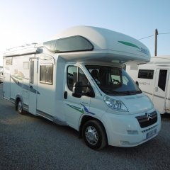 achat  Chausson Welcome Top 58 EVASION CAMPING-CARS