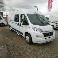 achat  Dreamer D 58 EVASION CAMPING-CARS