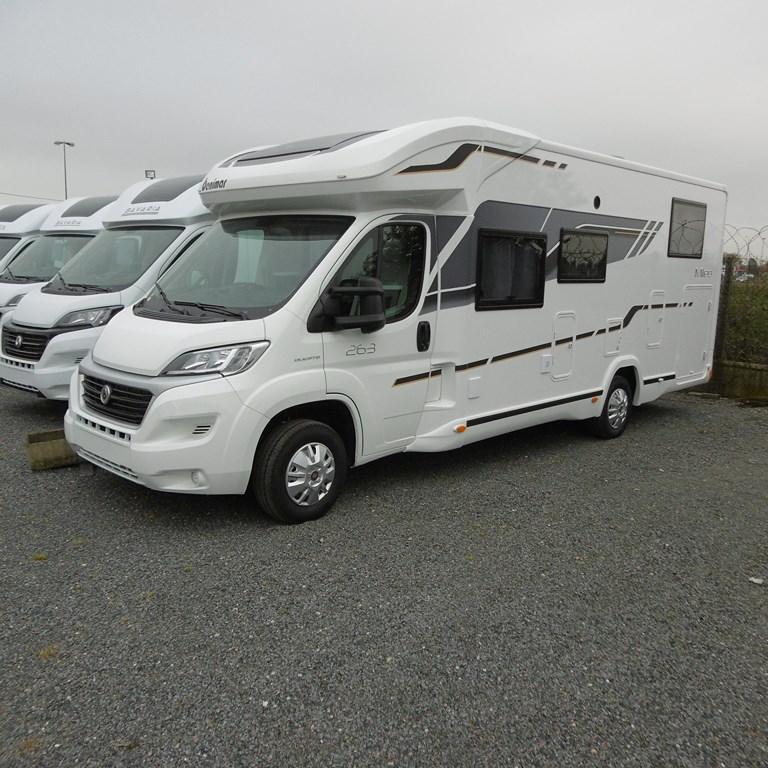 benimar mileo 263 neuf porteur fiat 2 3l 130 cv camping car vendre en seine et marne 77. Black Bedroom Furniture Sets. Home Design Ideas