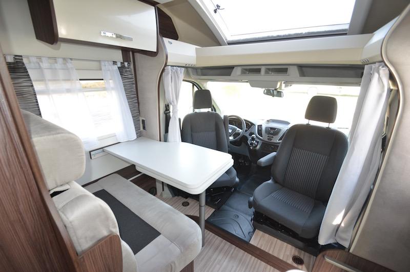 benimar tessoro 440 up neuf  porteur ford 2 0l