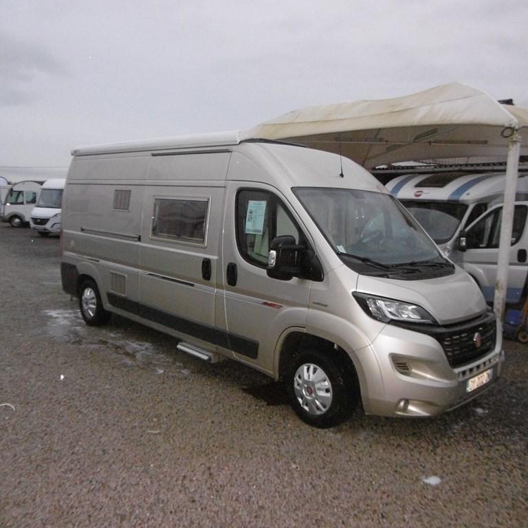 Campereve magellan 641 occasion porteur fiat 2 3l 130 cv camping car vendre en seine et - Camping car salon de provence ...