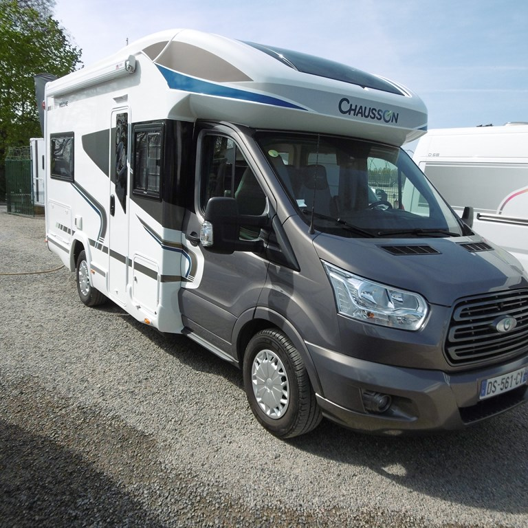 Chausson Welcome 625 - 1