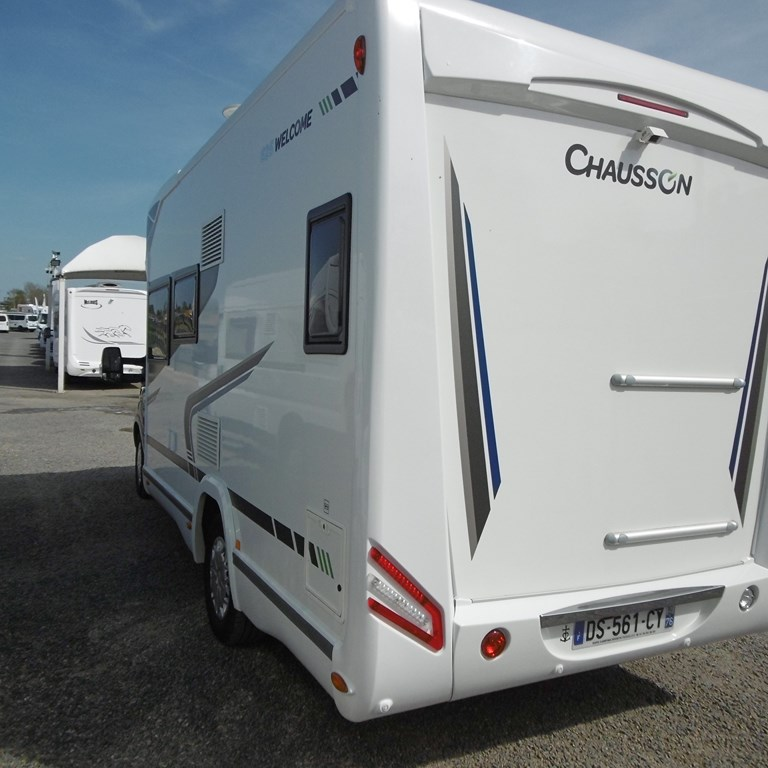 Chausson Welcome 625 - 5