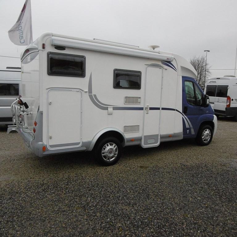 mc louis mc van 1 occasion porteur fiat 2 3l 130 cv camping car vendre en seine et marne. Black Bedroom Furniture Sets. Home Design Ideas