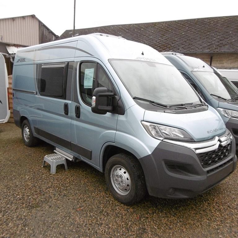 possl roadcamp r neuf porteur citroen 2 0l 130 cv camping car vendre en seine et marne 77. Black Bedroom Furniture Sets. Home Design Ideas