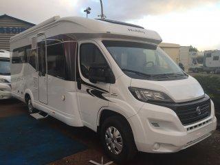 hobby optima de luxe t 70 f occasion annonces de camping car en vente net campers. Black Bedroom Furniture Sets. Home Design Ideas