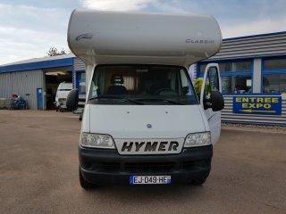 achat escc Hymer C Classic 524 GO LOISIRS LEHMANN