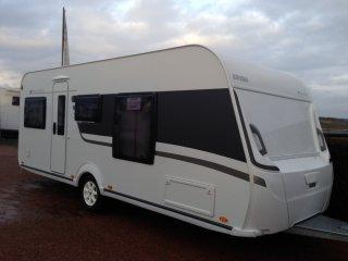 achat caravane / mobil home Eriba 470 Exciting GO LOISIRS LEHMANN