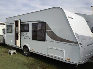 achat caravane / mobil home Eriba Living 550 GO LOISIRS LEHMANN