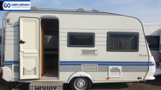achat caravane / mobil home Hobby 400 SF De Luxe GO LOISIRS LEHMANN