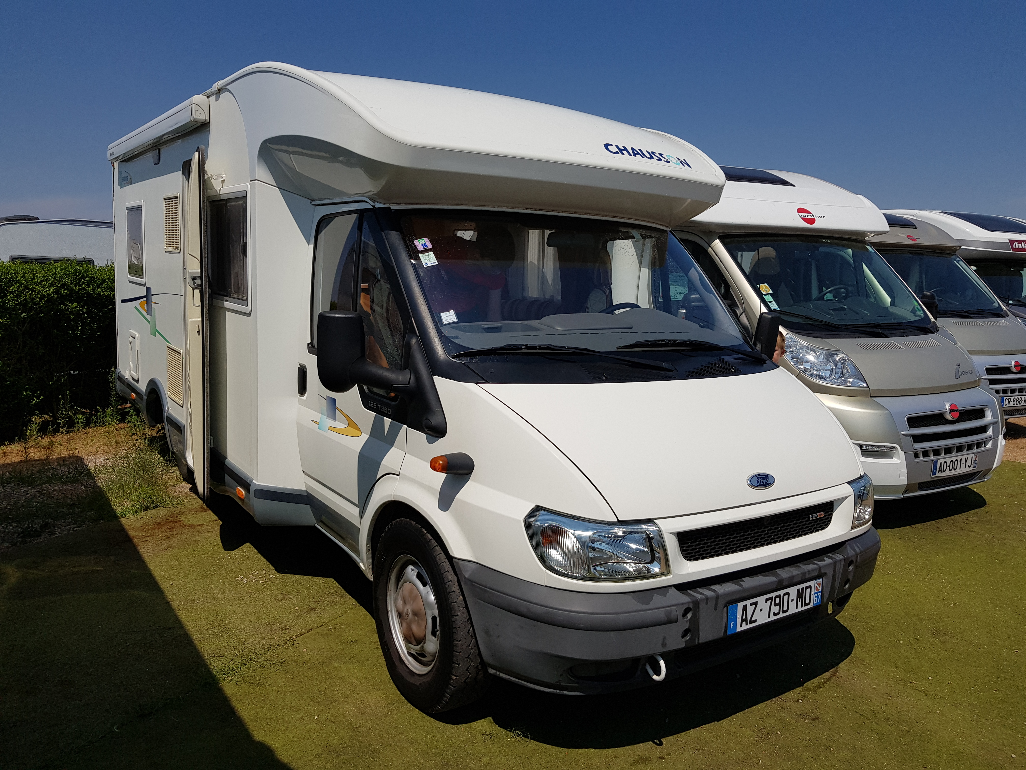 Chausson Welcom 74 - 1