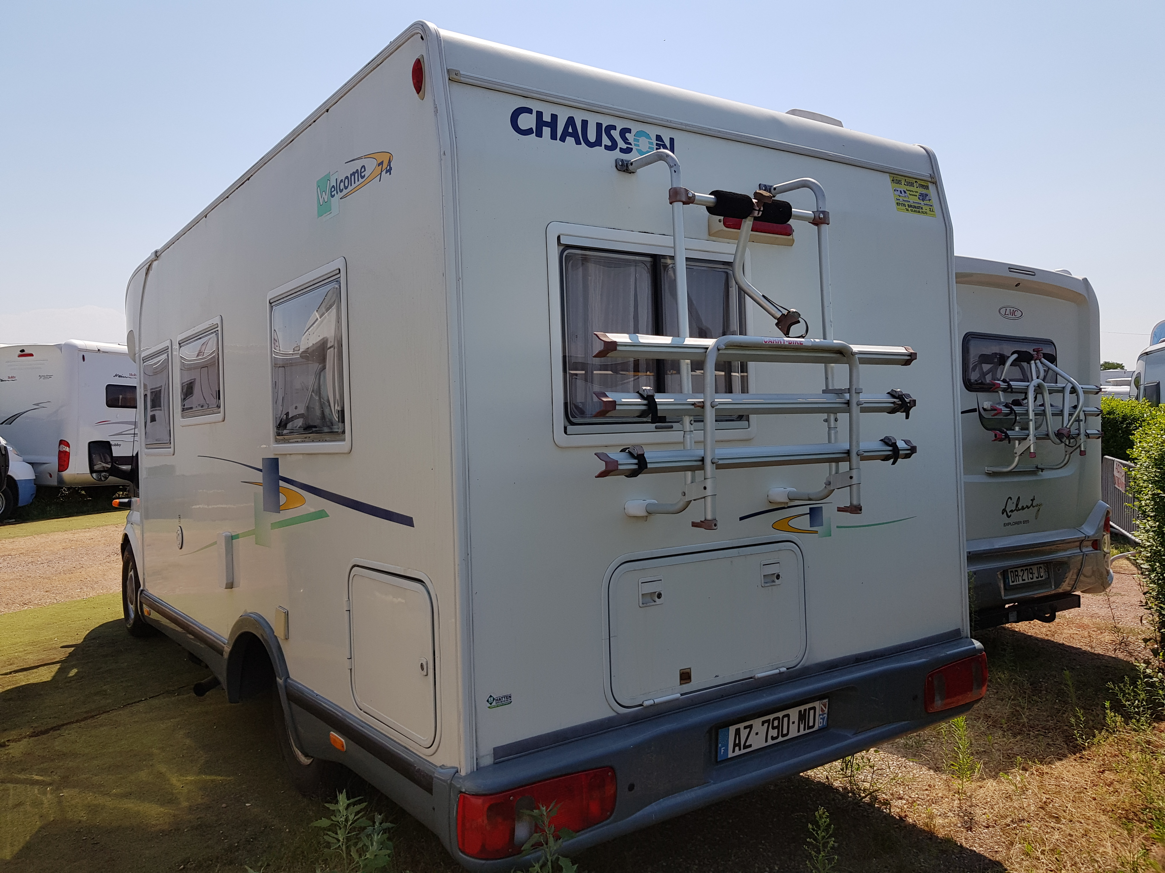 Chausson Welcom 74 - 2