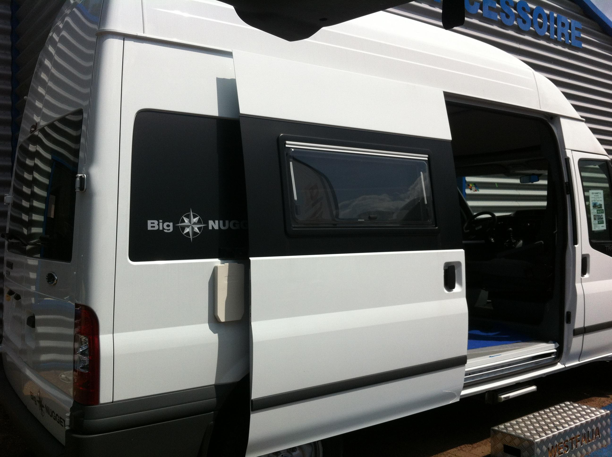 westfalia big nugget neuf  porteur ford 140ch